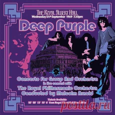 """✨ Deep Purple. Пятьдесят лет """"Концерту для группы с оркестром"""""""