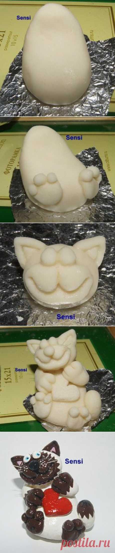 Los gatitos encantadores del test salado