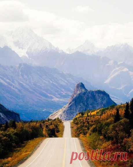 ༺🌸༻Природа Аляски༺🌸༻