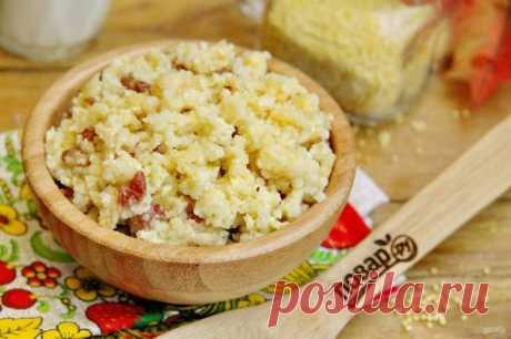 Боярская каша - пошаговый рецепт с фото на Повар.ру