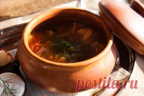 Щи из свежей капусты - рецепт - как приготовить - ингредиенты, состав, время приготовления - Леди Mail.Ru