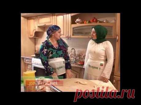 На кухне у Сациты Мишиевой Чечня.