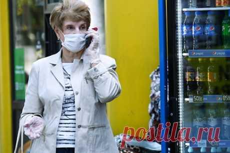 Россиянам назвали противопоказание для ношения маски: Общество: Россия: Lenta.ru