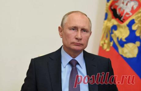 Путин поручил сохранить режим самоизоляции дляроссиян старше 65лет — Рамблер/новости