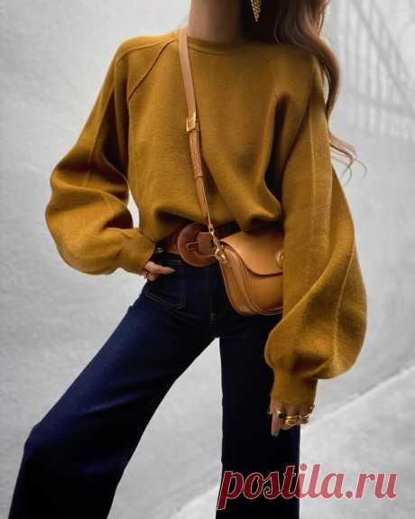 15 свитеров, которые захочет примерить каждая модница | Рекомендательная система Пульс Mail.ru