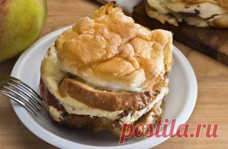 Лучше бутерброда: 7 фантастических рецептов хлебных запеканок
