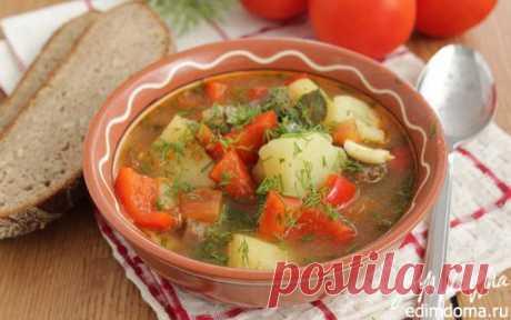 Шурпа   Кулинарные рецепты от «Едим дома!»