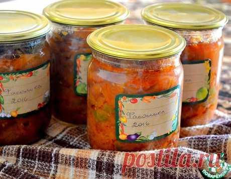 """Салат """"Фасолька"""" – кулинарный рецепт"""