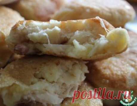 Любимое тесто для жареных пирогов