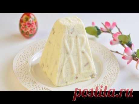 Творожная пасха: рецепт и фото на сайте Всё о десертах
