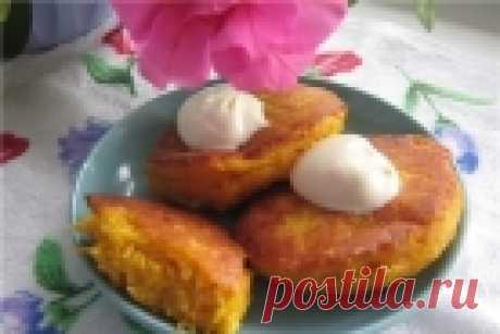 Las croquetas de zanahoria en la multicocción - poshagovyy la receta de la foto en Повар.ру