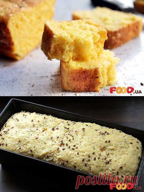 Хлеб с тыквой - Кулинарные рецепты на Food.ua