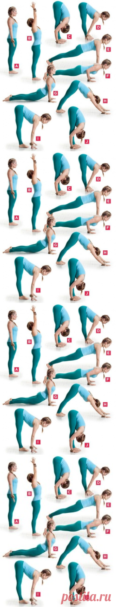 Yoga which burns Calorie MEGA! Make it so many time how many you can.   Golbis