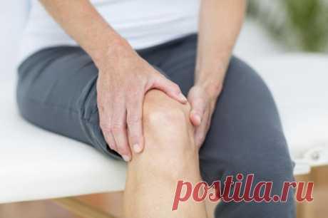 Уникальный рецепт восстановления подвижности суставов
