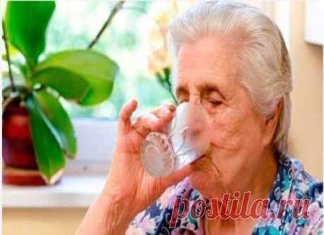 Очищение организма для пожилых людей — Бабушкины секреты