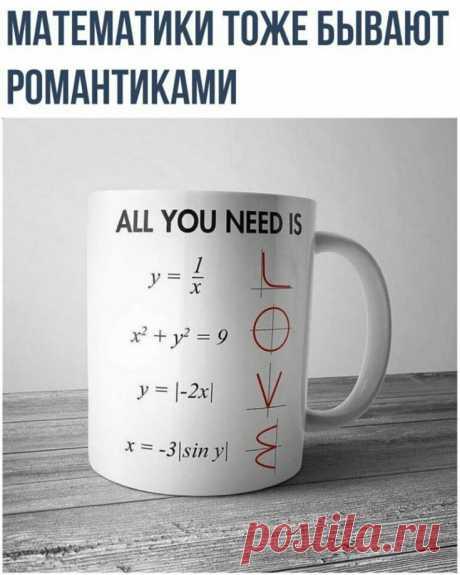 Математическая надпись