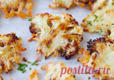 Вкусно и полезно: самый лучший рецепт приготовления цветной капусты!