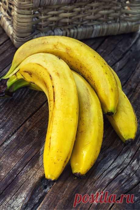 Вот почему вы должны есть 1 банан каждый день!