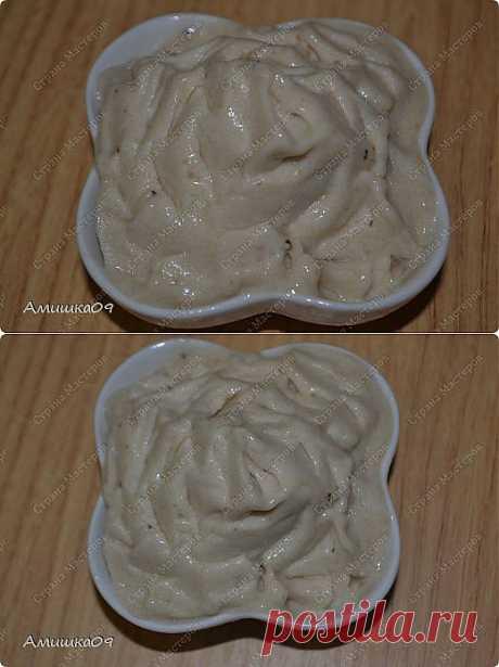 Банановое мороженое (один ингредиент)   Страна Мастеров