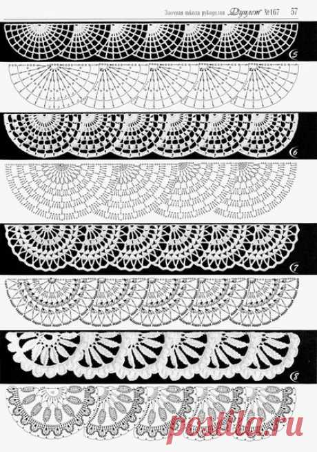 Кружево. Ажурное вязание / Необычные поделки