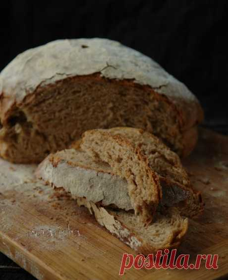 Хлеб - всему голова. Тем более такой вкусный)))) - Блог настоящей тёщи — LiveJournal