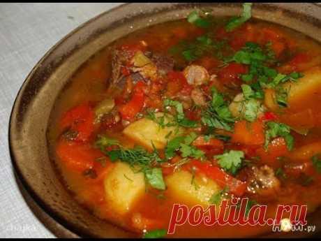 Chorba Uzbek cuisine