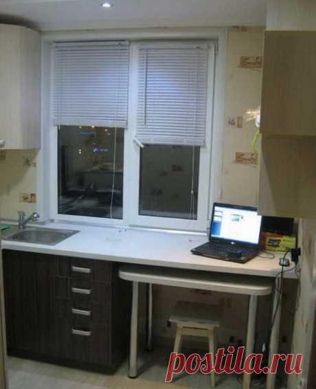 ¡Él ha transformado la cocina de 5 sq. ¡m en el sueño presente del ama! »¡Sam-Sdelay.RU – haz!