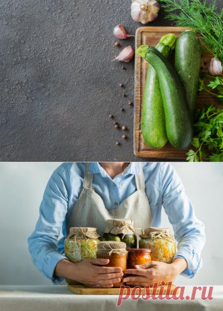 Кабачки в томате на зиму: простой и вкусный рецепт - 21 Мая 2020 - Дискотека