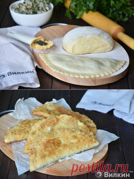 Тесто на чебуреки с пузырьками | Вилкин: рецепты и лайфхаки👩🍳  | Яндекс Дзен