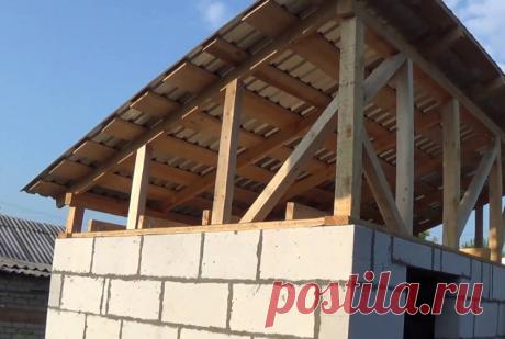Есть ли законный запрет на наклон крыши в сторону соседа, если гараж, баня или сарай построены у забора? | ПРАВИЛА ДОМА | Яндекс Дзен