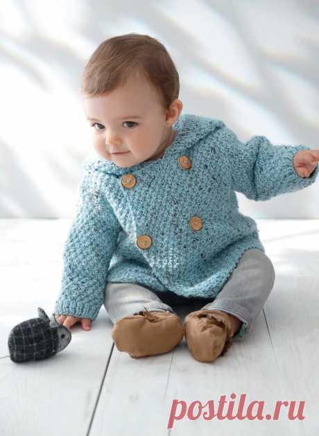 Стильные модели для мальчиков спицами. Мамам и бабушкам на заметку | Магия вязания | Яндекс Дзен