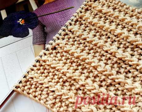 Подборка джемперов цвета вашей мечты + мастер-класс декоративной резинки спицами.   Asha. Вязание и дизайн.🌶   Яндекс Дзен