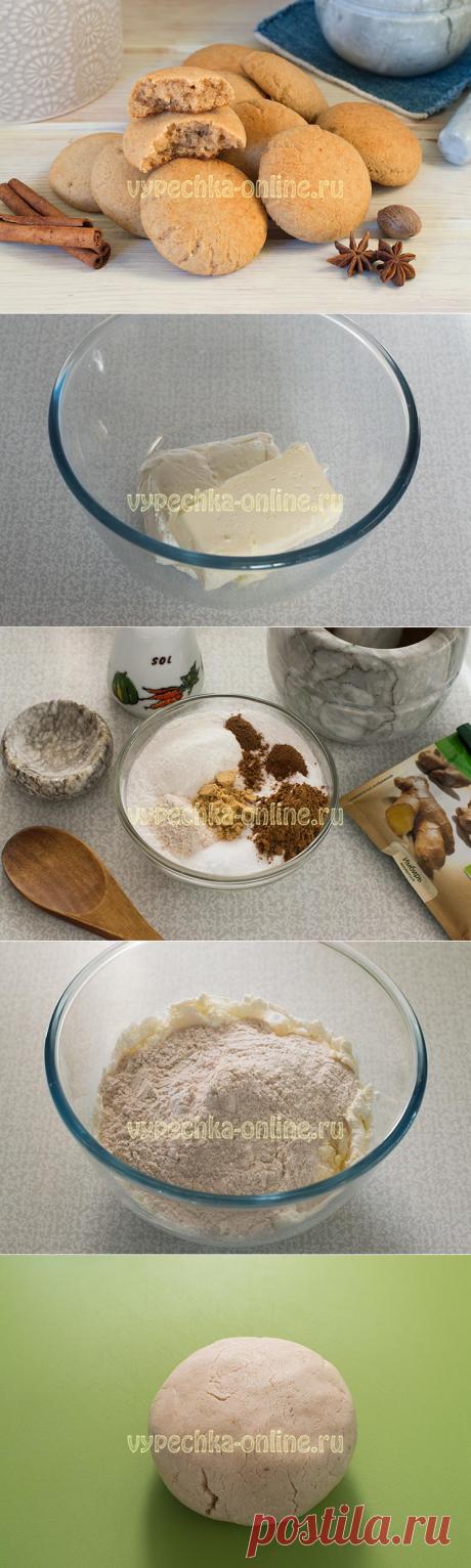 ✔️Выпечка из рисовой муки рецепт ПП – пряники (печенье из безглютеновой муки)