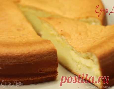 Приготовление воздушного бисквита - видеорецепты портала Едим Дома | Официальный сайт кулинарных рецептов Юлии Высоцкой