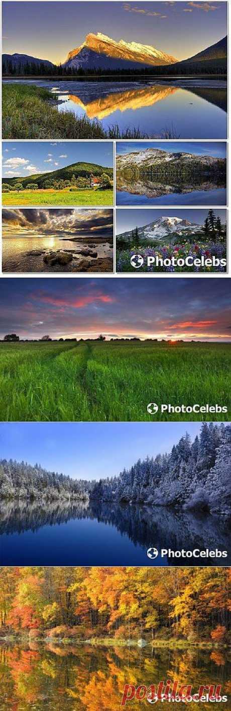 Обои с прекрасными уголками природы 647 » PHOTOCELEBS.ru - Фото Знаменитостей и обои для рабочего стола