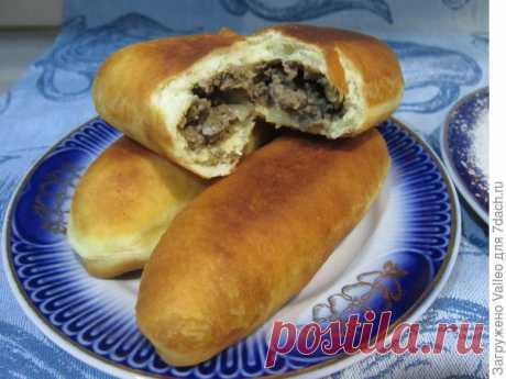 Пирожки с ливером - пошаговый рецепт приготовления с фото