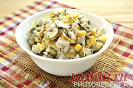 Салат с кукурузой - подборка классных рецептов