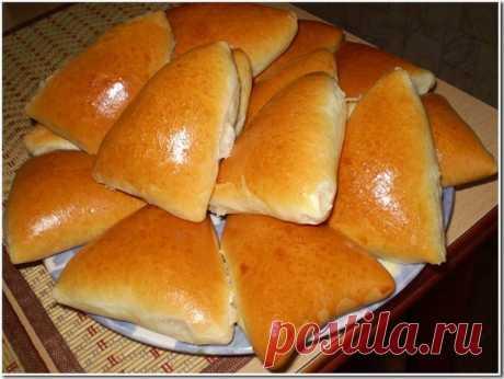 Пирожки на майонезе (без масла и яиц)