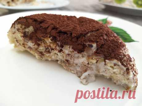 Нежнейший торт за 15 минут - без выпечки, масла и яиц. От его вкуса в восторге взрослые и дети | Вкусно и полезно | Яндекс Дзен