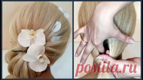 Самая Красивая и Самая Легкая Свадебная прическа.Beautiful and The easiest wedding hairstyle 🌸ПоДпИсЫвАйТеСь на кАнАл и сМоТрИте нОвИнКи 😉👉https://clc.to/mayaevstafeva🌸Subscribe to my channel😉👉: https://clc.to/mayaevstafevaСвадебные прически,Ве...