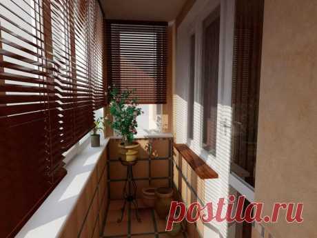 Как уютно оформить балкон | Наши дома
