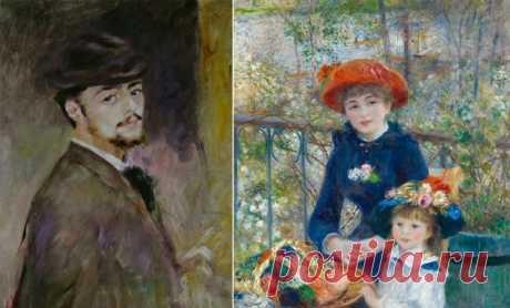 Пьер Огюст Ренуар: малоизвестные факты из жизни прославленного импрессиониста