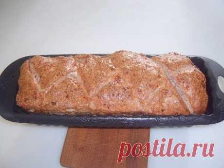 Мясной хлеб. Маринкины творинки