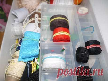 Как я поддерживаю порядок в шкафах с помощью обычных канцелярских резинок(знаю 11 способов) | Куклы Марины Еремеевой | Яндекс Дзен