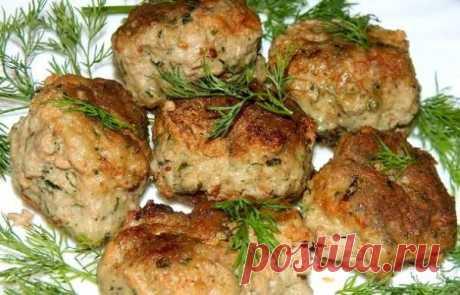 Котлеты с манкой - пошаговый рецепт с фото на Повар.ру