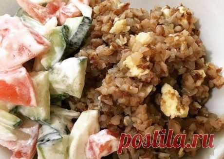 (4) Веселая гречка - пошаговый рецепт с фото. Автор рецепта Анна Донцова . - Cookpad