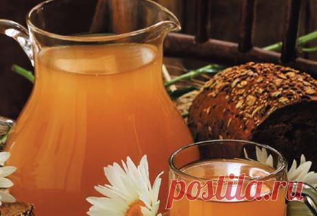 Как приготовить пошагово фото рецепт - Рецепт кваса из муки, русского кваса, из лепестков розы … Настоящий пенный квас домашнего приготовления!