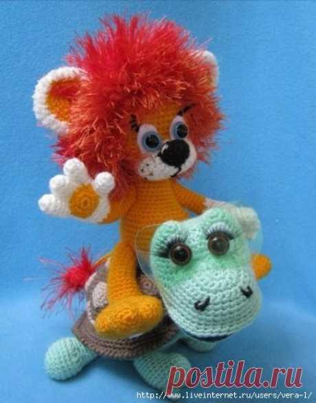 вязаные коты, львята, тигрята | Записи в рубрике вязаные коты, львята, тигрята | Вязаные игрушки