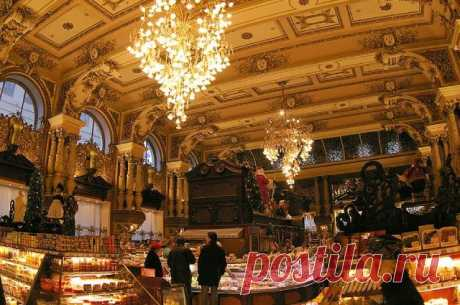 Гастрономы, рассчитайтесь! История самых известных продуктовых Москвы | Продукты и напитки | Кухня | Аргументы и Факты