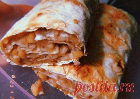 (6) Ленивый штрудель с корицей пп десерт из лаваша - пошаговый рецепт с фото. Автор рецепта Olya Gakh . - Cookpad